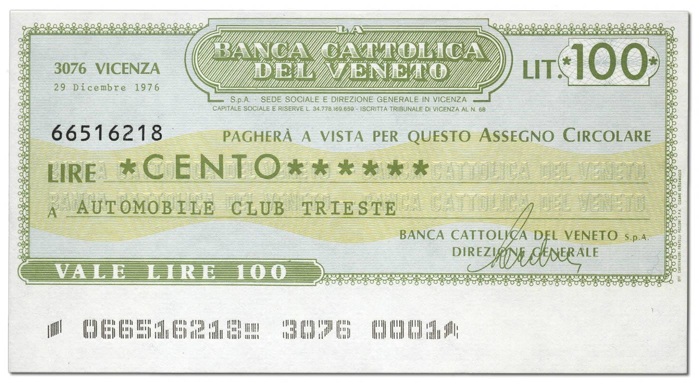 miniassegni-banca-cattolica-del-veneto-100-lire