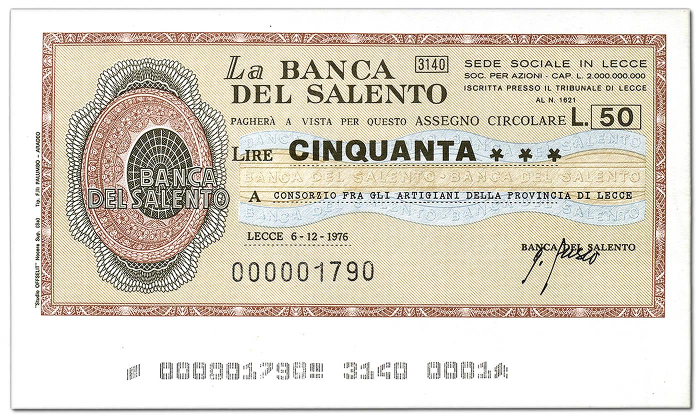 miniassegni-banca-del-salento-50-lire-fronte